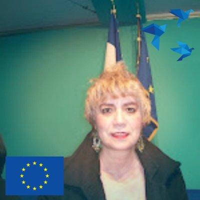 """Morgane BRAVO, Fondatrice du HUB """"Les Républicains France"""" (en 2011), @MBDiplo."""