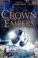 bookcover of THE CROWN OF EMBERS  (Fire and Thorns, #1) by Rae Carson