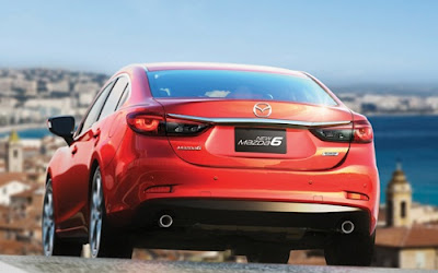 Review Mobil New Mazda 6