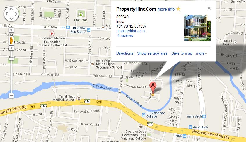 PropertyHint.Com Contact US