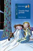 Gaueko begi gorriak, Michael Morpurgo