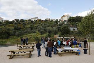 Inauguração Parque de Merendas Aldeia Mato
