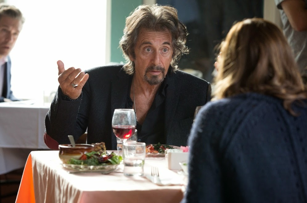 La sombra del actor (The humbling)