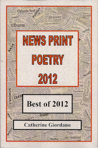 News Print Poetry 2012 --  The Book