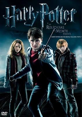 Capa - Harry Potter e as Relíquias da Morte: Parte 1