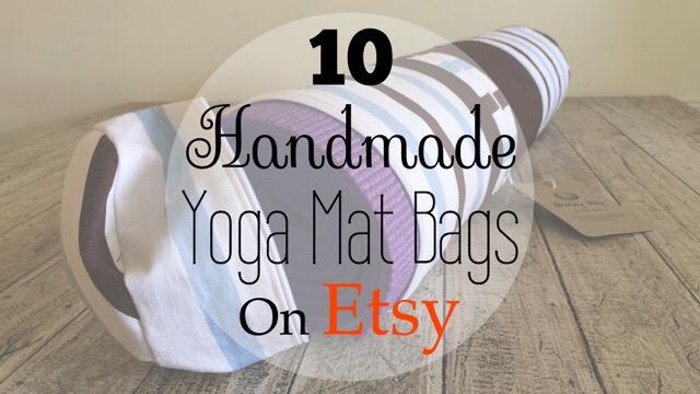 Handmade Yoga Bags