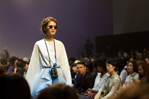 Kimdongsoon Ultimo, seoul fashion week, ss16, fashion show, runway, korean fashion,  서울패션위크
