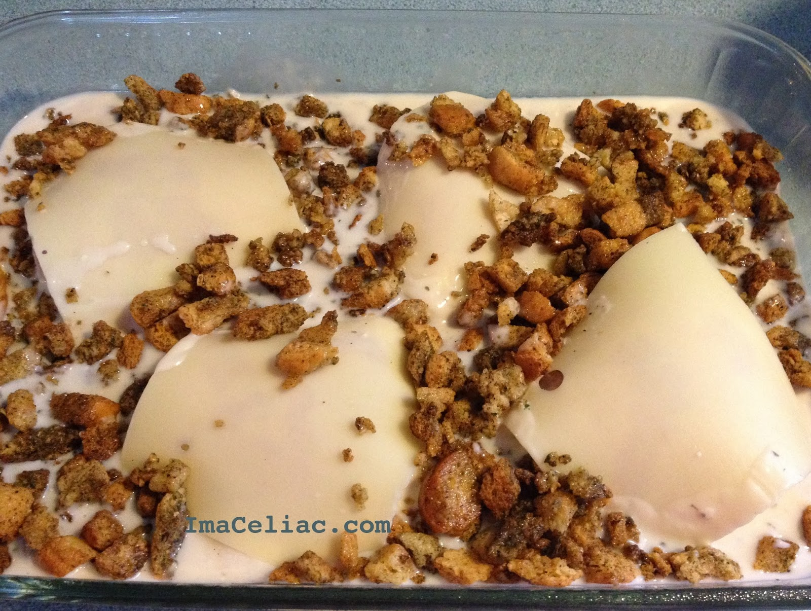 Chicken stuffing swiss cheese casserole recipes