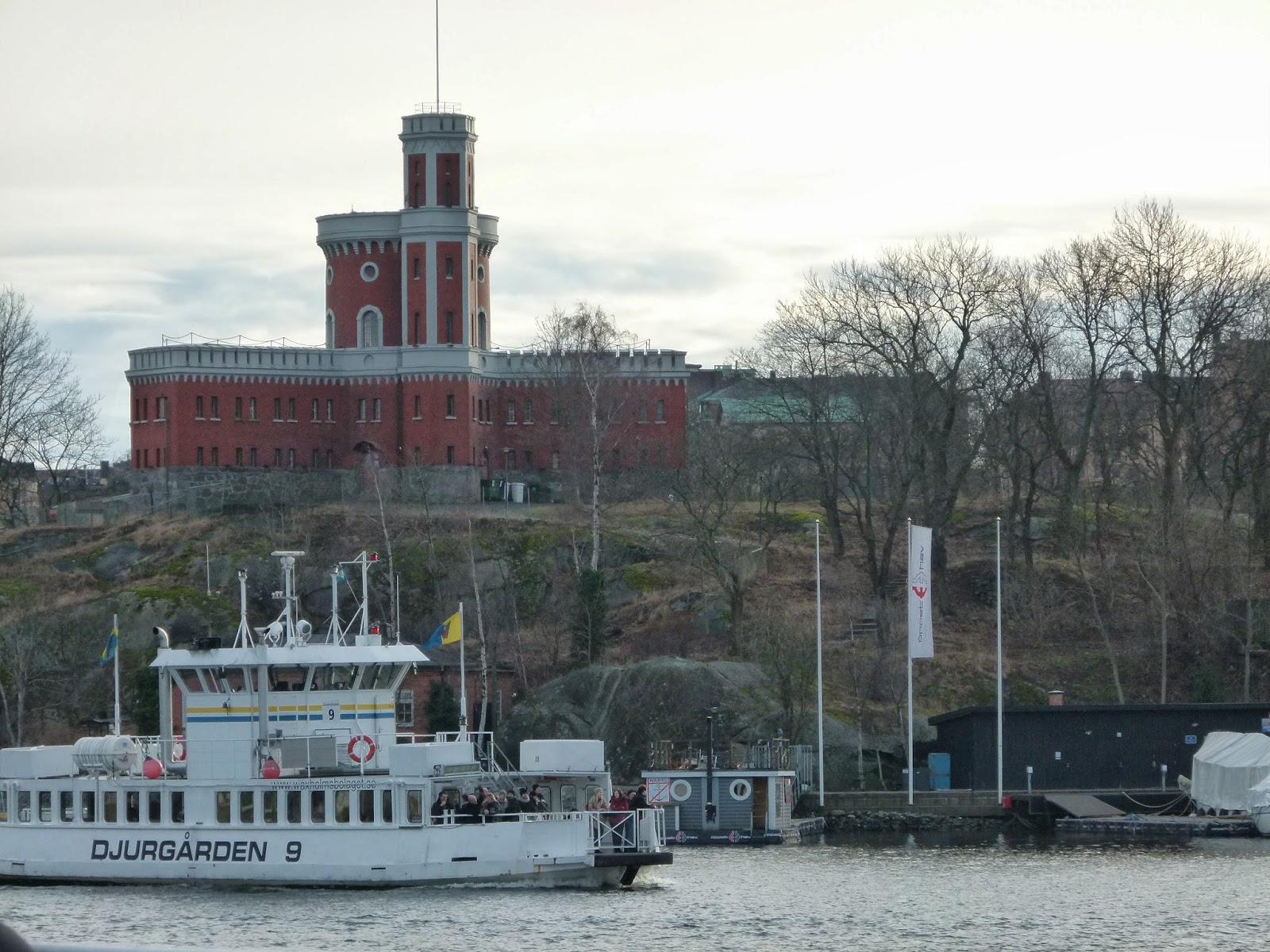 djurgården ferry stockholm