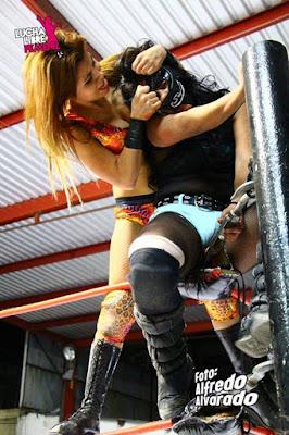 Lady Jaguar-Lucha Libre
