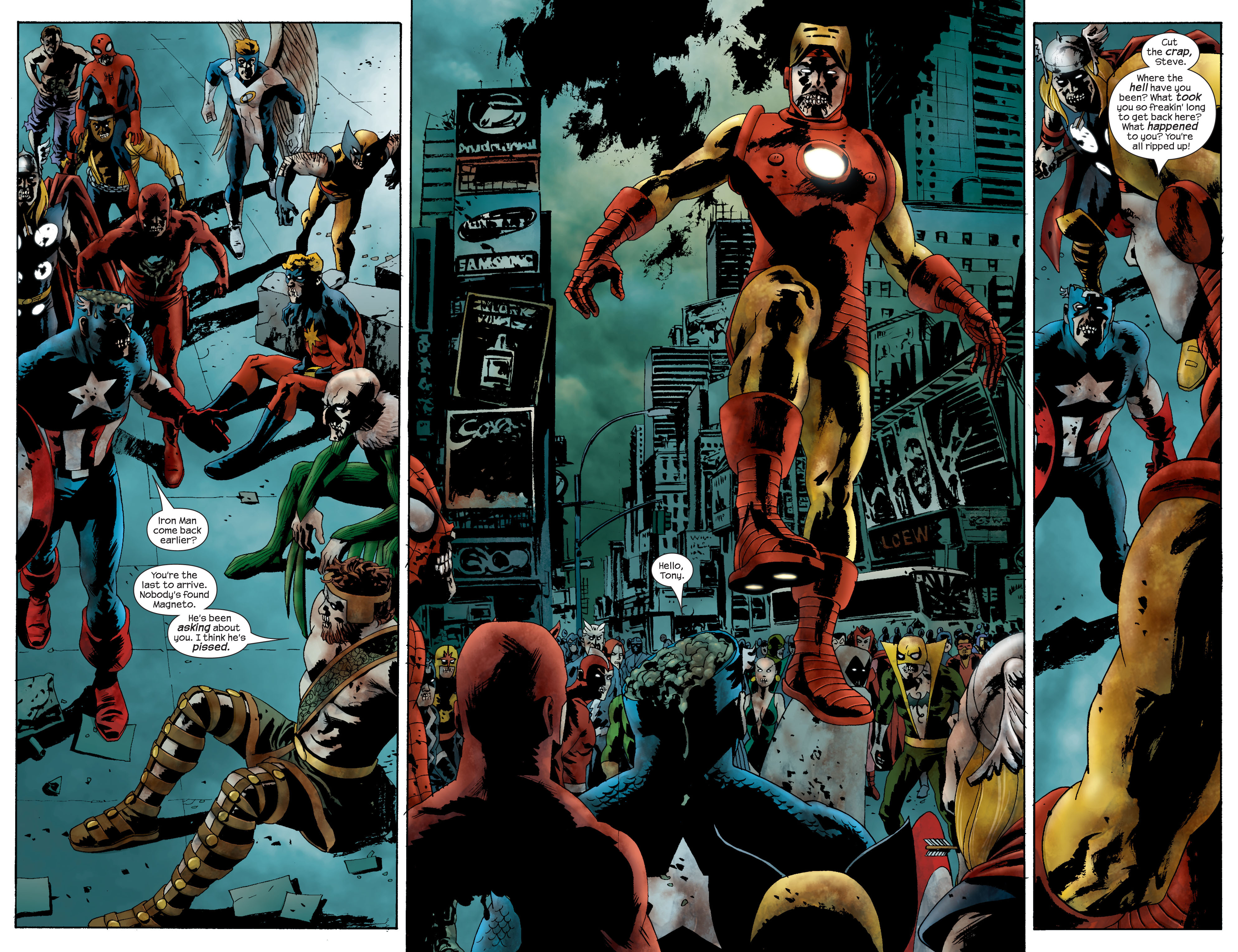 Marvel Zombies (2006) Issue #2 #2 - English 13