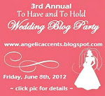 WEDDING BLOG PARTY!