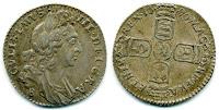 England Pence 1696
