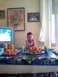 il compleanno di mio nipote