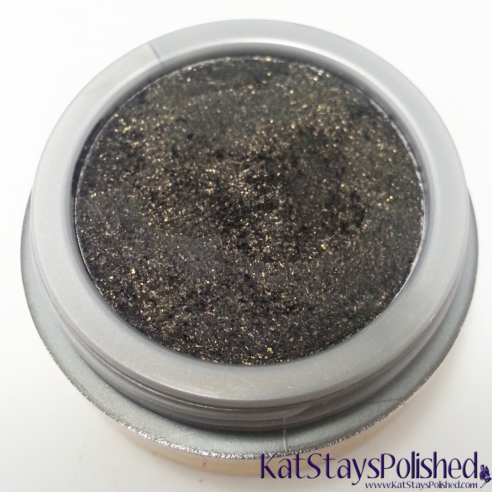 Milani Fierce Foil Eyeliner - Black Gold Foil | Kat Stays Polished