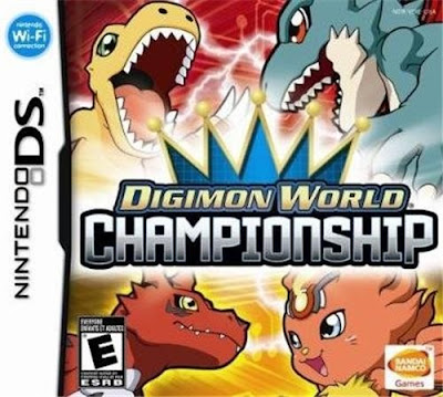 Download Digimon World Championship (English) Nintendo DS Games