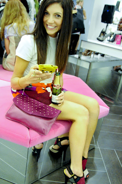 Vince Camuto Launch Party