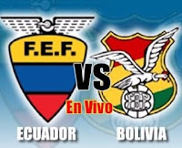 Ecuador vs Bolivia | Eliminatorias Rusia 2018