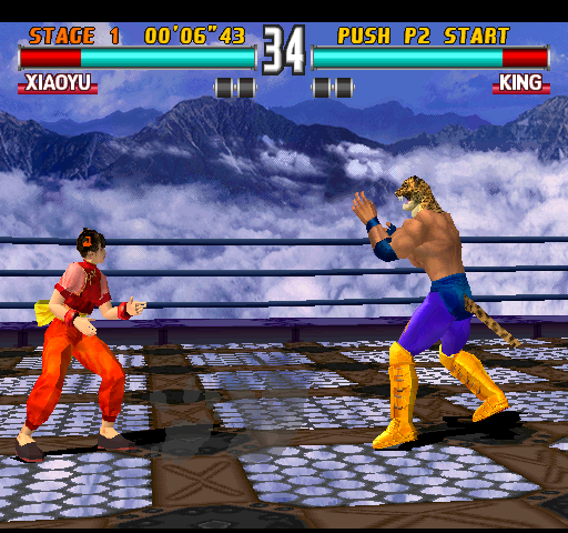 Popular Game Tekken 3 Free Download