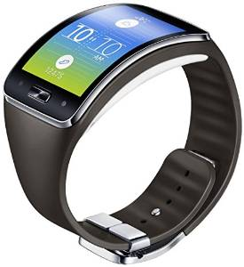 Samsung Gear S Strap - Retail Packaging - Mocha Gray