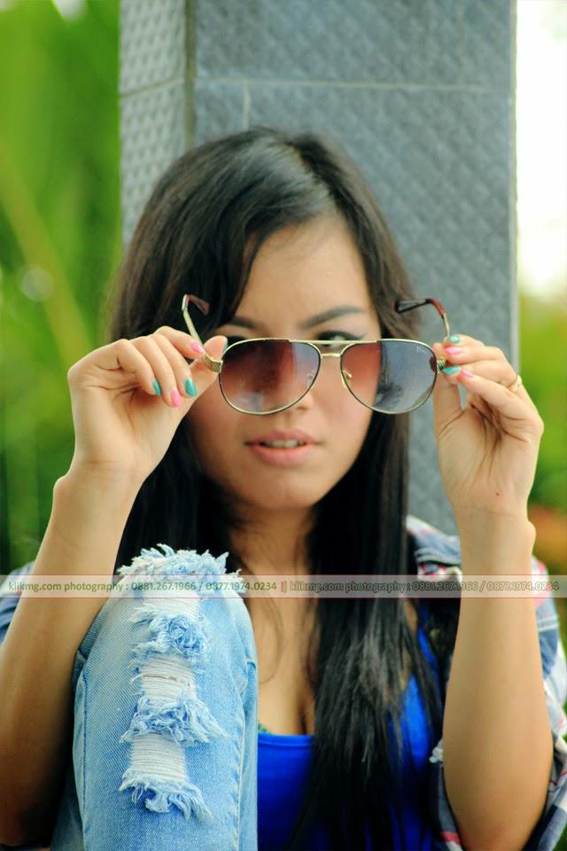 Daily Casual Relax Chintya Ayunie 2 Model Purwokerto / Model Banyumas / Model Indonesia