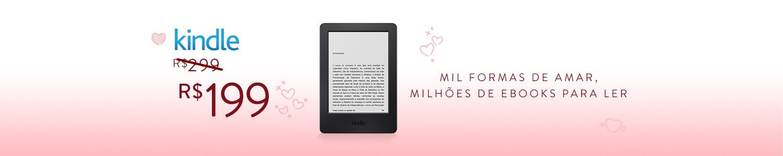 Promoção: Kindle
