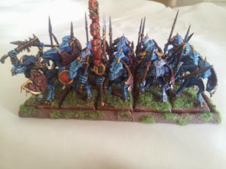 Regimiento de Guerreros Saurios de los Hombres Lagarto
