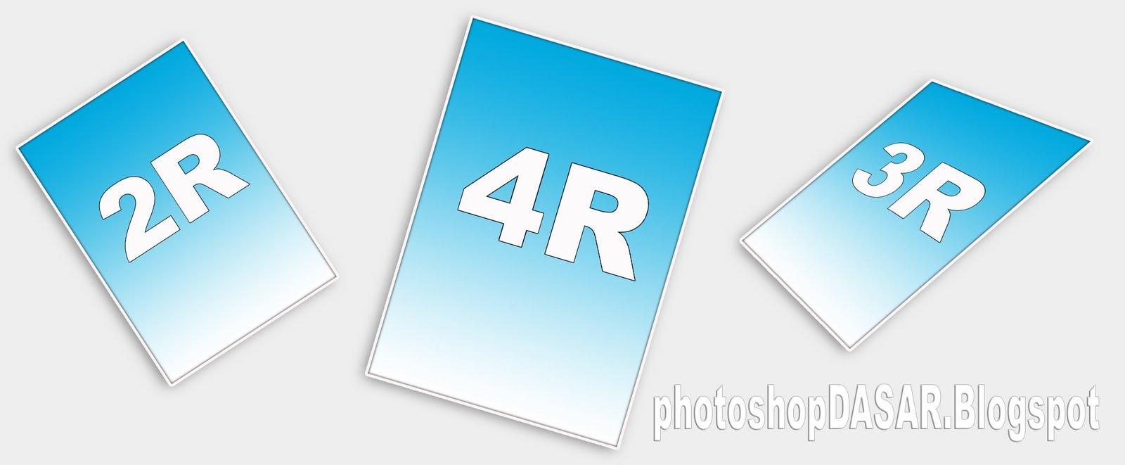 Ukuran foto 8r berapa cm 7