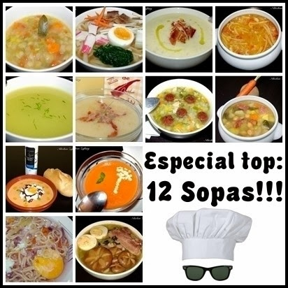ESPECIAL SOPAS...