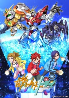 Gundam Build Fighters 2nd Season