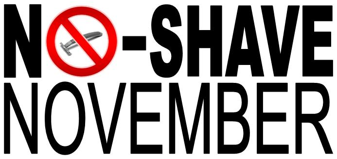 No-shave November