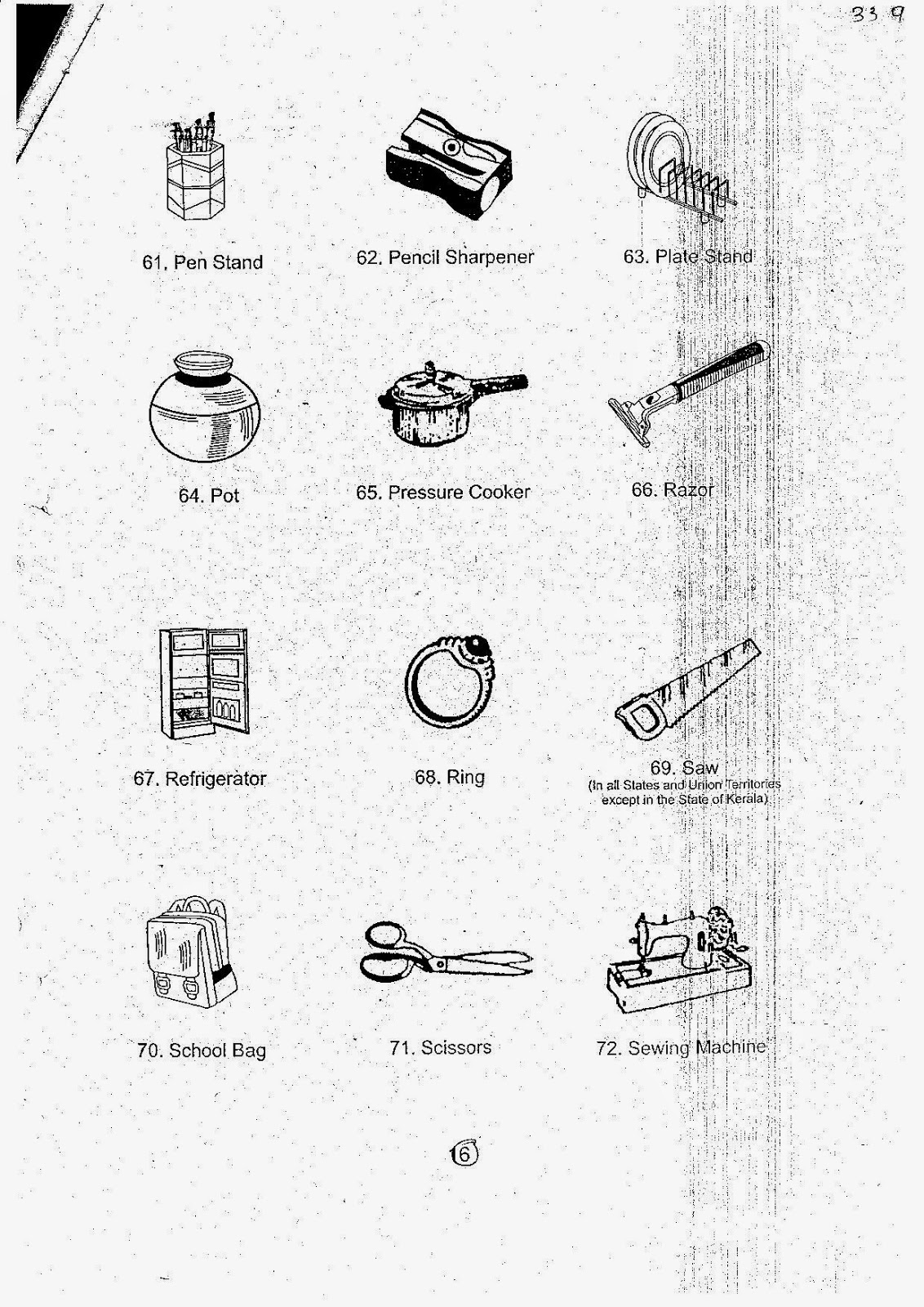 housing society  maharashtra   circular for election symbols