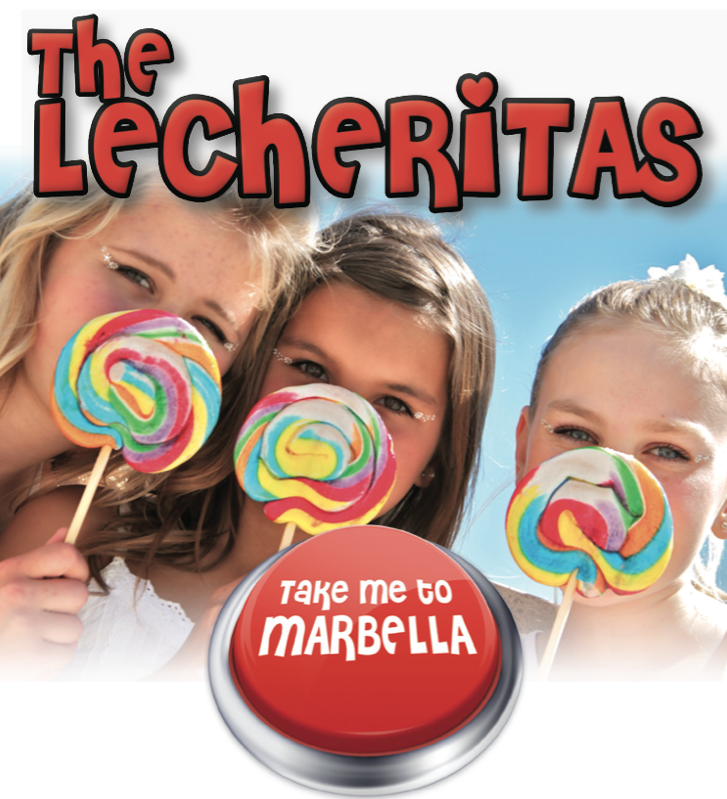 The Lecheritas Feat. Charli Floyer - Take Me To Marbella