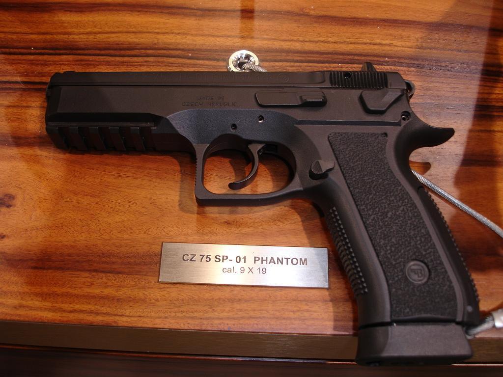 Deadly cz 75 sp 01 phantom