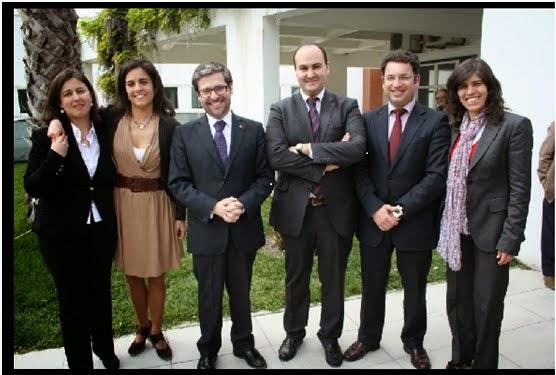 SECRETÁRIO DE ESTADO, Dr. MARCO ANTÓNIO COSTA, VISITA CORUCHE