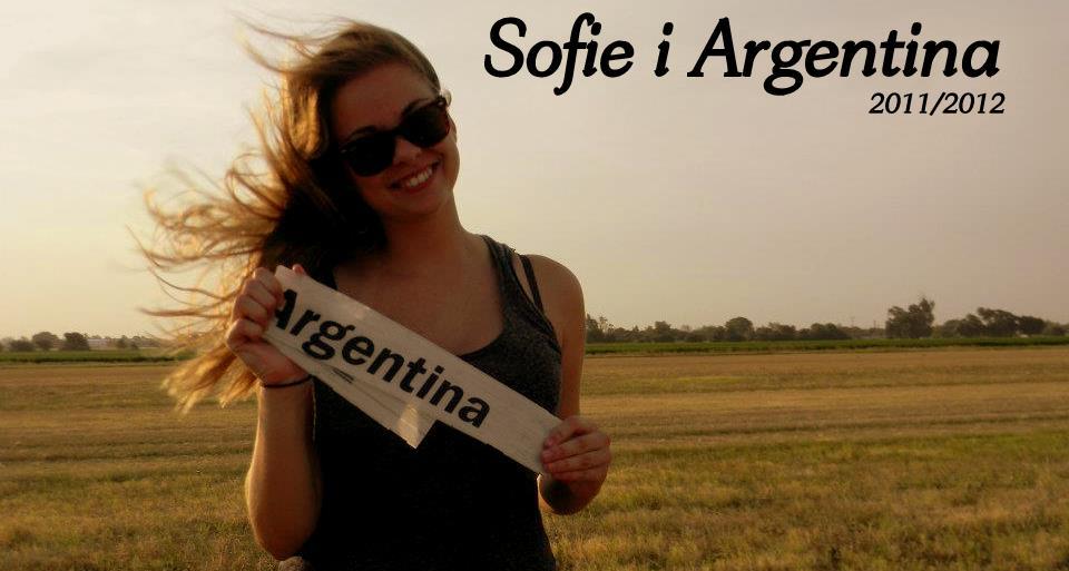 Sofie i Argentina