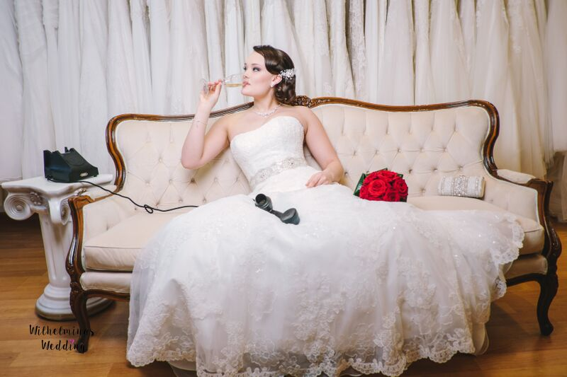 Wilhelminas Wedding