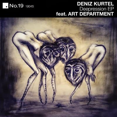 Deniz Kurtel Feat. Art Department Deepression EP