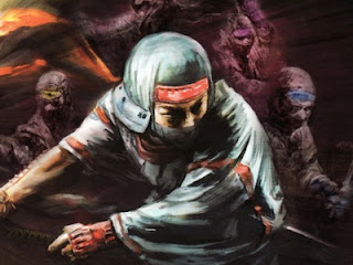 Shinobi 3DS Virtual Console