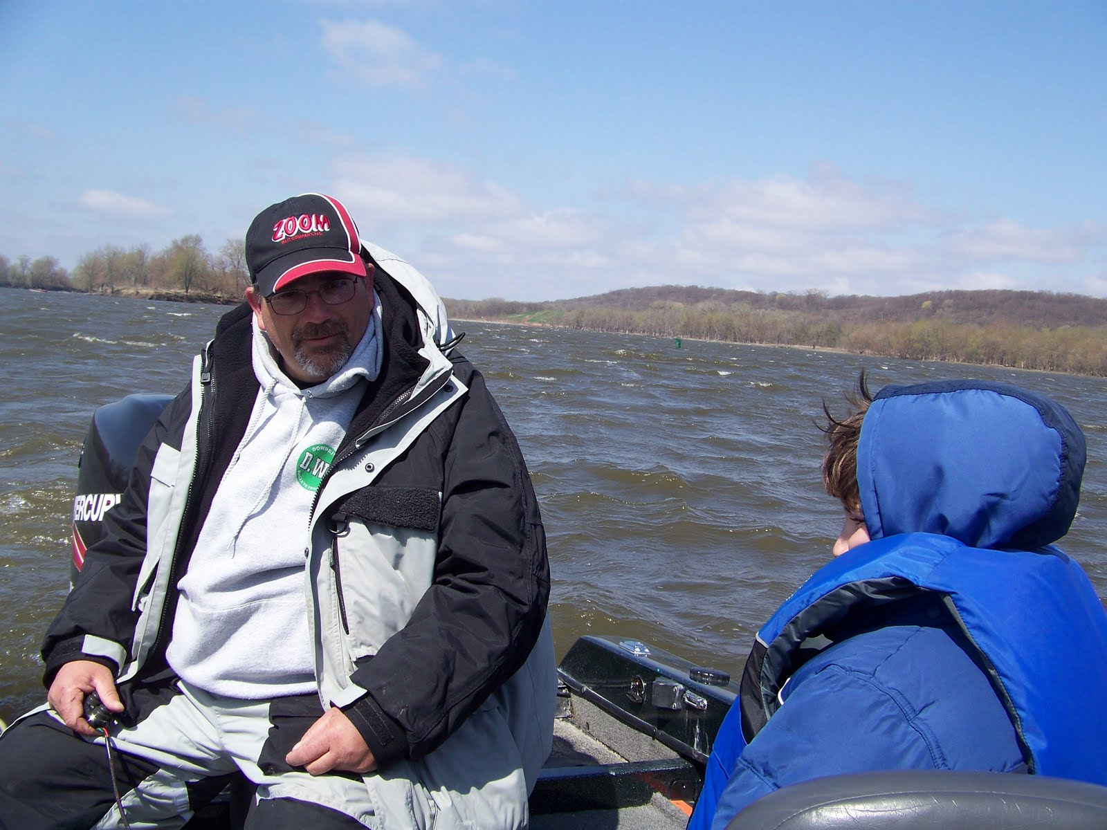 Jay angel 39 s fishing page fishing on the illinois river for Fishing with john