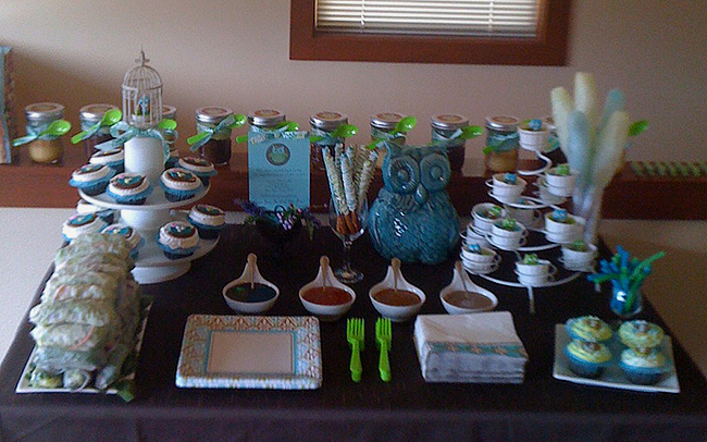 If you are looking for ideas for your wedding dessert table