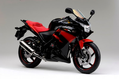 Modifikasi Honda CBR 250R-1