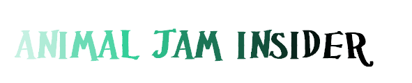 Animal Jam Insider
