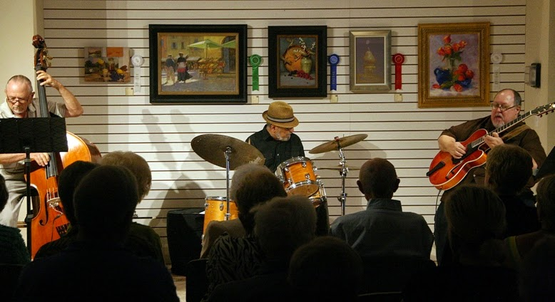 A Jazz Matinee with Larry Camp, Marty Morell, Bruce Wallace