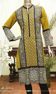 Junaid Jamshed Luminous Luxury Eid Dress Collection 2015