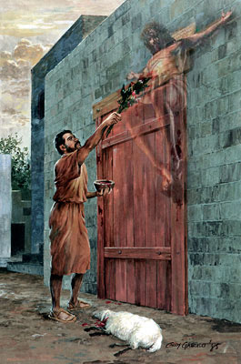 Did jesus die on the passover