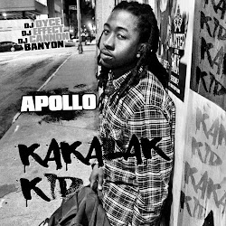 """Kakalak Kid"" the Mixtape (click cover to download)"
