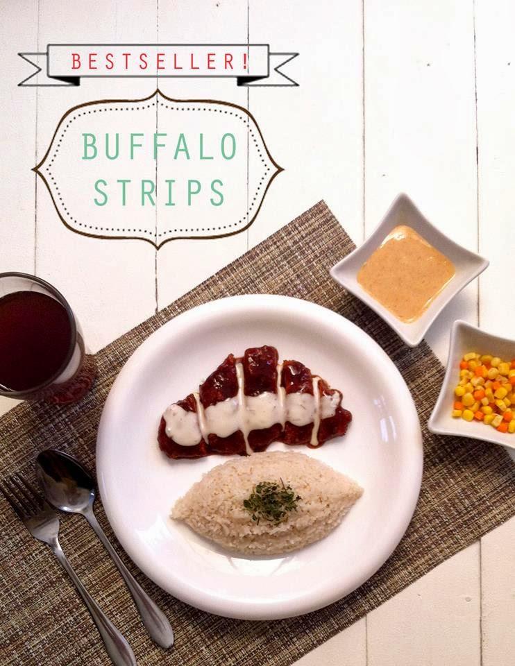 Buffalo Strips
