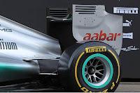 Presentacion F1 2012 Mercedes team 7
