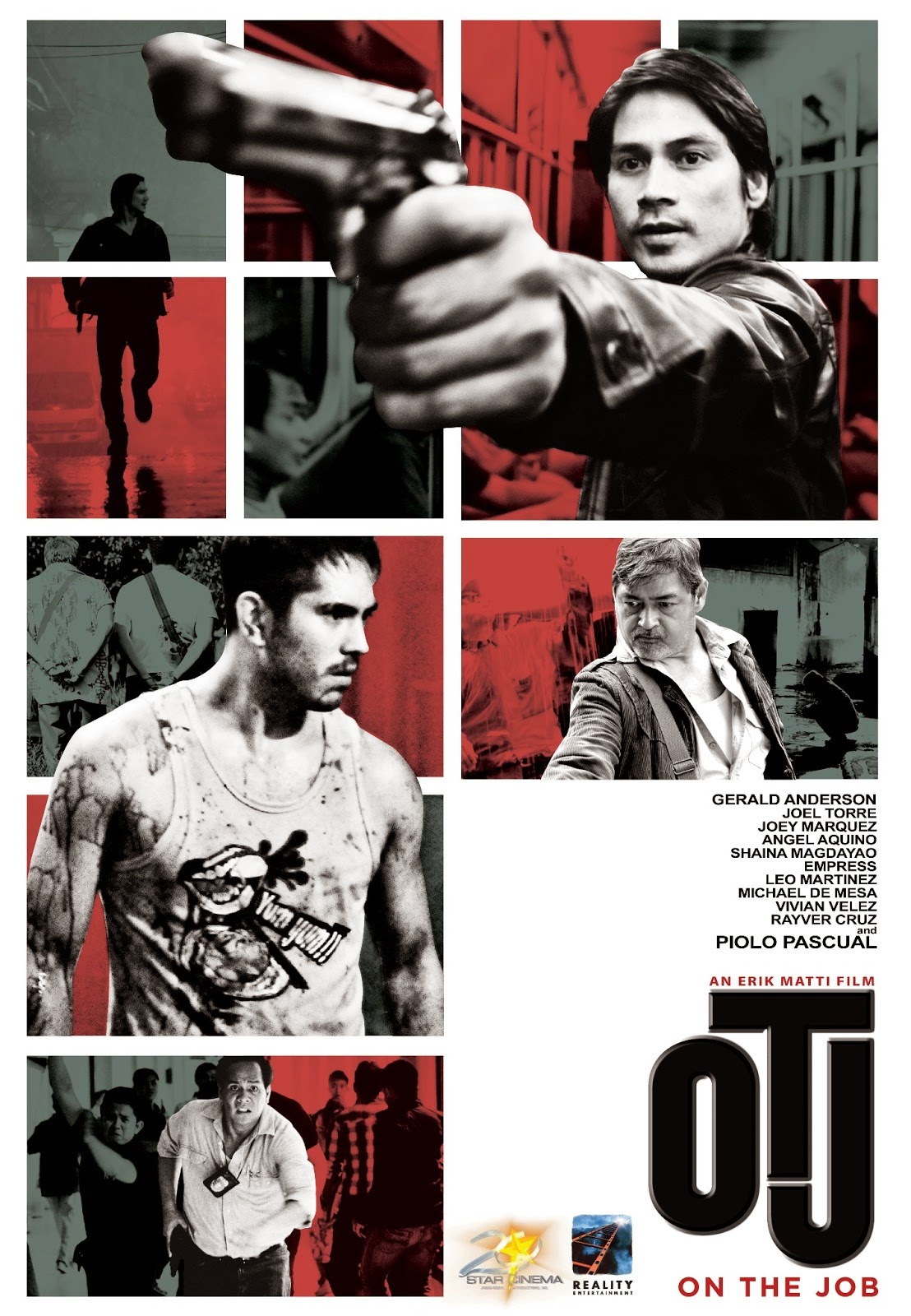 On the Job (2013 film)